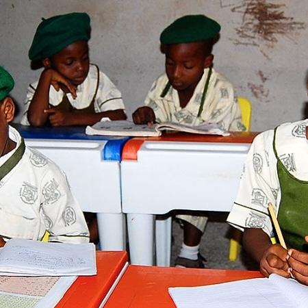 Nursary School in Bida