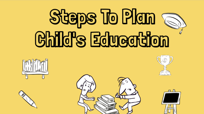 Planning For Your Child's Education